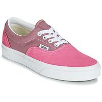 鞋子 女士 球鞋基本款 Vans 范斯 ERA 玫瑰色