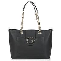 包 女士 购物袋 Guess CAMILA 黑色