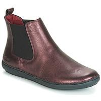 鞋子 女士 短筒靴 Kickers FANTIN 紫罗兰
