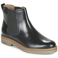 鞋子 女士 短筒靴 Kickers OXFORDCHIC 黑色
