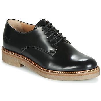 鞋子 女士 德比 Kickers OXFORK 黑色