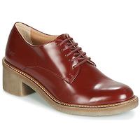 鞋子 女士 德比 Kickers OXYBY 红色