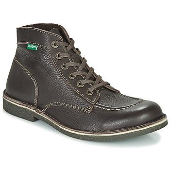 鞋子 男士 短筒靴 Kickers KICKSTONER 棕色 / Fonce