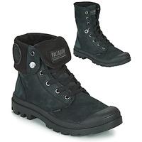 鞋子 短筒靴 Palladium 帕拉丁 PAMPA BAGGY NBK 黑色
