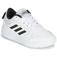 鞋子 儿童 球鞋基本款 adidas Performance 阿迪达斯运动训练 VECTOR K 白色 / 黑色