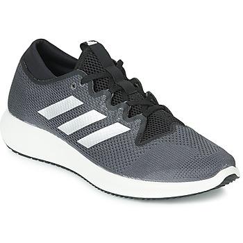 鞋子 男士 球鞋基本款 adidas Performance 阿迪達斯運動訓練 EDGE FLEX M 黑色 / 灰色