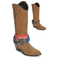 鞋子 女士 都市靴 Replay FRUITLAND 驼色