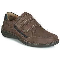 鞋子 男士 德比 Josef Seibel ANVERS 90 棕色
