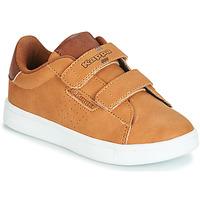 鞋子 男孩 球鞋基本款 Kappa 卡帕 TCHOURI 棕色