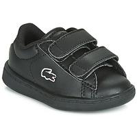 鞋子 儿童 球鞋基本款 Lacoste CARNABY EVO BL 3 SUI 黑色