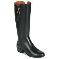 鞋子 女士 都市靴 Pikolinos 派高雁 DAROCA W1U 黑色