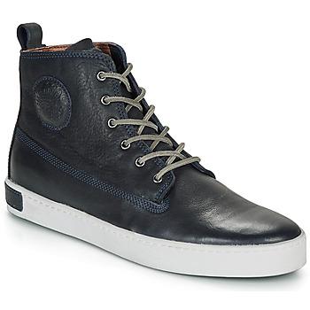 鞋子 男士 高帮鞋 Blackstone AM02 海蓝色