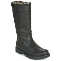 鞋子 女士 短筒靴 Panama Jack 巴拿马 杰克 BAMBINA 黑色