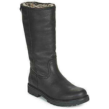 鞋子 女士 都市靴 Panama Jack 巴拿马 杰克 BAMBINA 黑色