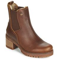 鞋子 女士 短靴 Panama Jack 巴拿马 杰克 PIA 棕色