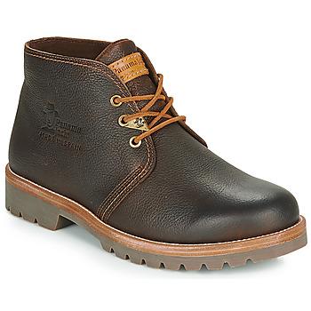 鞋子 男士 短筒靴 Panama Jack 巴拿馬 杰克 BOTA PANAMA 灰色