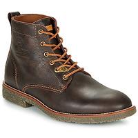 鞋子 男士 短筒靴 Panama Jack 巴拿马 杰克 GLASGOW 棕色