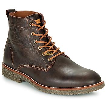 鞋子 男士 短筒靴 Panama Jack 巴拿馬 杰克 GLASGOW 棕色