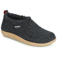 鞋子 女士 拖鞋 Giesswein VENT -煤灰色