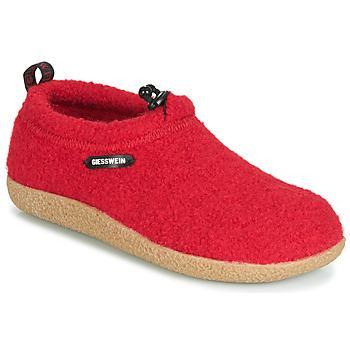 鞋子 女士 拖鞋 Giesswein VENT 红色