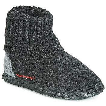 鞋子 男士 拖鞋 Giesswein KRAMSACH -煤灰色