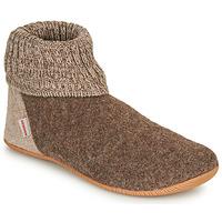 鞋子 男士 拖鞋 Giesswein WILDPOLDSRIED 灰褐色