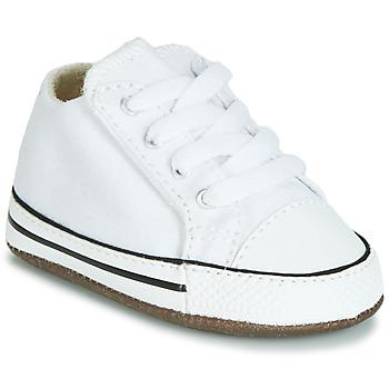 鞋子 儿童 高帮鞋 Converse 匡威 CHUCK TAYLOR ALL STAR CRIBSTER CANVAS COLOR  HI 白色 / Optical