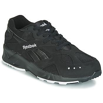 鞋子 男士 球鞋基本款 Reebok Classic AZTREK 93 黑色