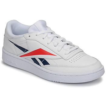 鞋子 球鞋基本款 Reebok Classic CLUB C 85 MU 白色