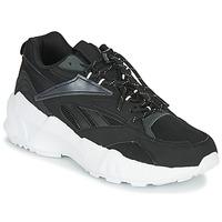 鞋子 女士 球鞋基本款 Reebok Classic AZTREK DOUBLE MIX L 黑色