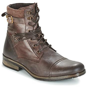 鞋子 男士 短筒靴 Casual Attitude RIVIGH 棕色