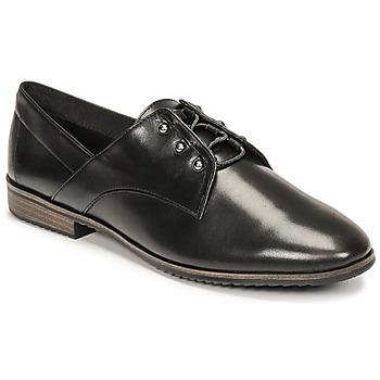 鞋子 女士 德比 Tamaris LYNA 黑色