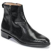 鞋子 女士 短筒靴 Unisa BRAS 黑色