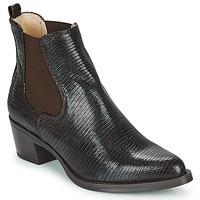 鞋子 女士 短靴 Unisa GREYSON 棕色