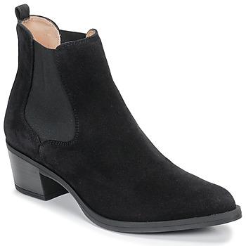 鞋子 女士 短靴 Unisa GREYSON 黑色