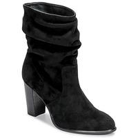 鞋子 女士 短靴 Unisa ULANO 黑色
