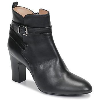 鞋子 女士 短靴 Unisa UMBRIA 黑色