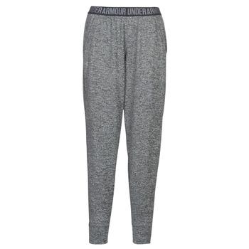 衣服 女士 厚褲子 Under Armour 安德瑪 PLAY UP PANT TWIST 灰色