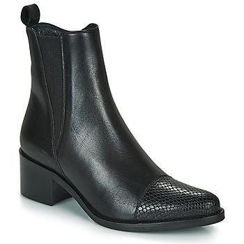 鞋子 女士 短靴 Myma PETULA 黑色