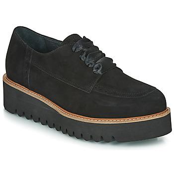 鞋子 女士 德比 Myma PERLITE 黑色
