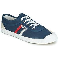 鞋子 球鞋基本款 Kawasaki 川崎凌风 RETRO 蓝色