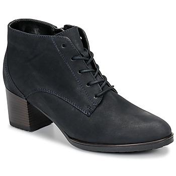 鞋子 女士 短靴 Ara 16915-77 蓝色