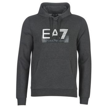 衣服 男士 卫衣 EA7 EMPORIO ARMANI 6GPM17-PJ07Z-3909 灰色