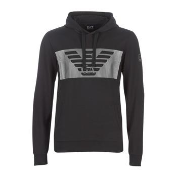 衣服 男士 卫衣 EA7 EMPORIO ARMANI 6GPM56-PJ05Z-1202 黑色