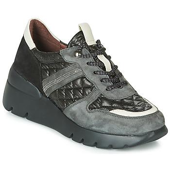 鞋子 女士 球鞋基本款 Hispanitas RUTH 灰色