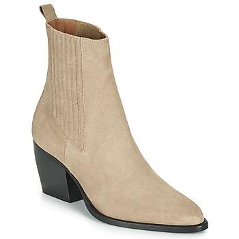 鞋子 女士 短靴 Jonak DOCTIR 灰褐色