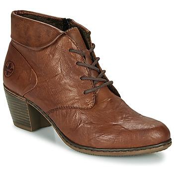 鞋子 女士 短靴 Rieker 瑞克尔 Y2131-24 棕色