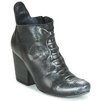鞋子 女士 短靴 Papucei LYLIENE BLACK 黑色