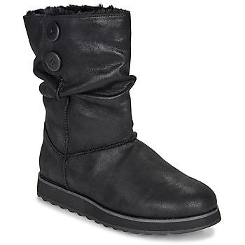 鞋子 女士 短筒靴 Skechers 斯凯奇 KEEPSAKES 2.0 黑色