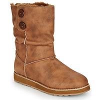 鞋子 女士 短筒靴 Skechers 斯凯奇 KEEPSAKES 2.0 驼色